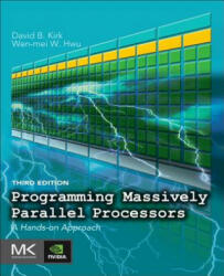 Programming Massively Parallel Processors - A Hands-On Approach (ISBN: 9780128119860)