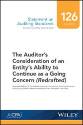 Statement on Auditing Standards, Number 126 - The Auditor's Consideration of an Entity's Ability to Continue as a Going Concern (ISBN: 9781937351359)