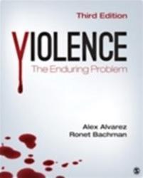 Violence - The Enduring Problem (ISBN: 9781506349060)