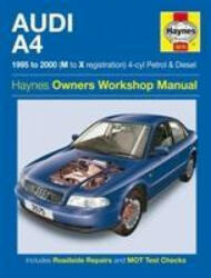 Audi A4 Owners Workshop Manual (ISBN: 9781785213793)