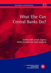 What Else Can Central Banks Do? (ISBN: 9780995470118)
