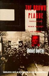 Brown Plague - Travels in Late Weimar and Early Nazi Germany (ISBN: 9780822314639)