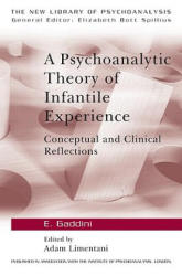 Psychoanalytic Theory of Infantile Experience - Conceptual and Clinical Reflections (ISBN: 9780415074353)