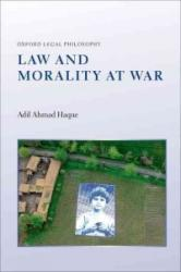 Law and Morality at War (ISBN: 9780199687398)
