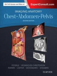 Imaging Anatomy: Chest, Abdomen, Pelvis (ISBN: 9780323477819)