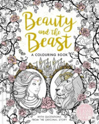 Beauty and the Beast Colouring Book (ISBN: 9781509839360)