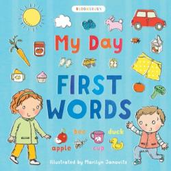 My Day: First Words (ISBN: 9781408872628)