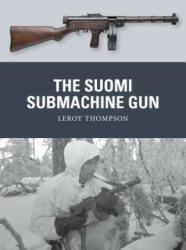 Suomi Submachine Gun (ISBN: 9781472819642)