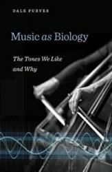 Music as Biology - The Tones We Like and Why (ISBN: 9780674545151)