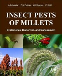 Insect Pests of Millets (ISBN: 9780128042434)