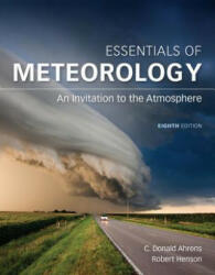 Essentials of Meteorology - AHRENS HENSON (ISBN: 9781305628458)