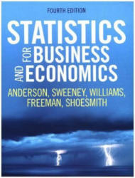 Statistics for Business and Economics (ISBN: 9781473726567)