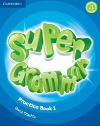 Super Minds Level 1 Super Grammar Book - Herbert Puchta, Gunter Gerngross, Peter Lewis-Jones (ISBN: 9781316631454)