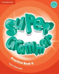 Super Minds Level 4 Super Grammar Book (ISBN: 9781316631485)