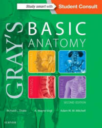 Gray's Basic Anatomy - Richard Drake, A. Wayne Vogl, Adam W. M. Mitchell (ISBN: 9780323474047)
