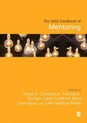 Sage Handbook of Mentoring (ISBN: 9781412962537)