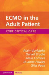 ECMO in the Adult Patient (ISBN: 9781107681248)