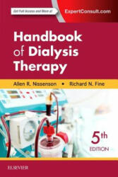 Handbook of Dialysis Therapy (ISBN: 9780323391542)