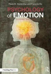 Psychology of Emotion - Paula M. Niedenthal, Francois Ric (ISBN: 9781848725126)