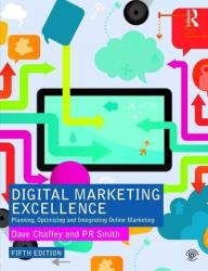 Digital Marketing Excellence - Chaffey, Dave (ISBN: 9781138191686)