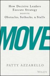 Patty Azzarello - Move - Patty Azzarello (ISBN: 9781119348375)