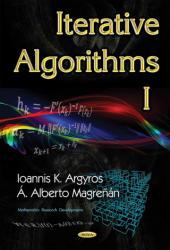 Iterative Algorithms I (ISBN: 9781634854061)