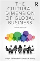 Cultural Dimension of Global Business (ISBN: 9781138202290)