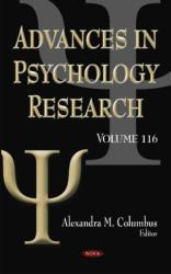 Advances in Psychology Research (ISBN: 9781634859271)