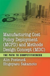 Manufacturing Cost Policy Deployment (ISBN: 9781498785570)