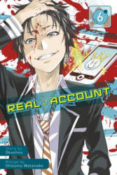 Real Account Volume 6 (ISBN: 9781632363473)