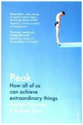 Anders Ericsson, Robert Pool - Peak - Anders Ericsson, Robert Pool (ISBN: 9780099598473)