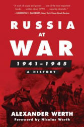 Russia at War, 1941-1945 - Alexander Werth, Nicolas Werth (ISBN: 9781510716254)