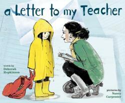 Letter to My Teacher (ISBN: 9780375868450)