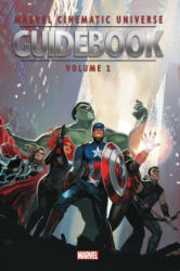 Marvel Cinematic Universe Guidebook: the Avengers Initiative (ISBN: 9780785196600)