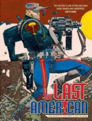 Last American (ISBN: 9781781085448)