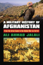Military History of Afghanistan (ISBN: 9780700624072)