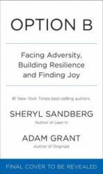 Option B - Sheryl Sandberg, Adam Grant (ISBN: 9780753548288)