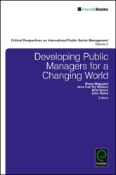 Developing Public Managers for a Changing World (ISBN: 9781786350800)