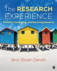 Research Experience - Planning, Conducting, and Reporting Research (ISBN: 9781506325125)