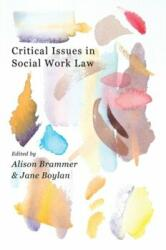 Critical Issues in Social Work Law (ISBN: 9781137541505)