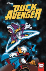 Duck Avenger New Adventures (ISBN: 9781631408649)