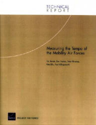 Measuring the Tempo of the Mobility Air Forces (ISBN: 9780833036575)