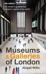 Museums & Galleries of London (ISBN: 9781902910550)