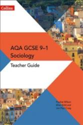 AQA GCSE 9-1 Sociology Teacher Guide (ISBN: 9780008220150)