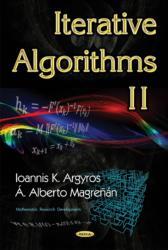 Iterative Algorithms II (ISBN: 9781634858793)