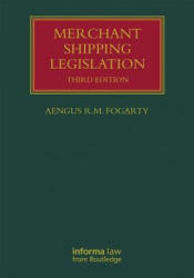 Merchant Shipping Legislation - Aengus Fogarty (ISBN: 9781138293120)
