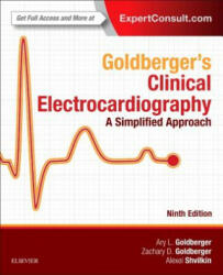 Goldberger's Clinical Electrocardiography - A Simplified Approach (ISBN: 9780323401692)