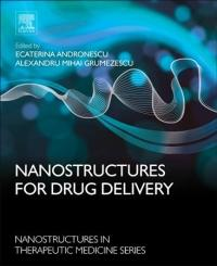 Nanostructures for Drug Delivery (ISBN: 9780323461436)