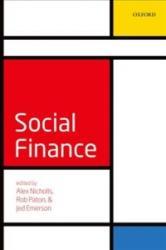 Social Finance (ISBN: 9780198804420)
