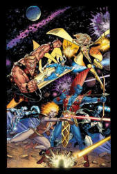 Guardians of the Galaxy Classic by Jim Valentino Omnibus (ISBN: 9781302904395)